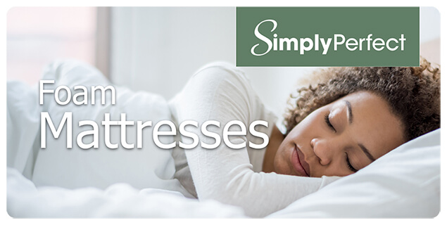 Simply Perfect Foam Mattresses